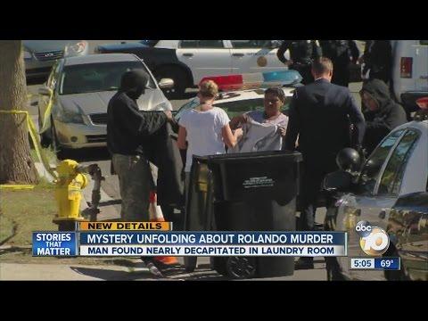 Mystery unfolding about Rolando murder