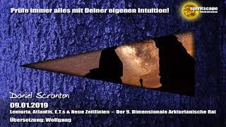 Lemuria, Atlantis, E.T.s & Neue Zeitlinien ∞ Der 9. Dimensionale Arkturianische Rat