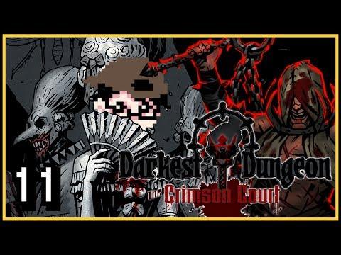 A SPOONFUL OF SODIUM CHLORIDE | Darkest Dungeon: The Crimson Court | Part 11