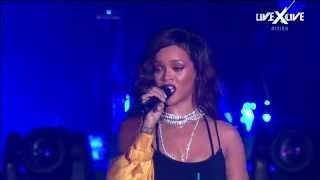 Rihanna - Birthday Cake Live At Rock in Rio 2015 - HD