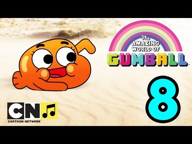 De Wonderlijke Wereld van Gumball | Ik ben  onderweg | Cartoon Network