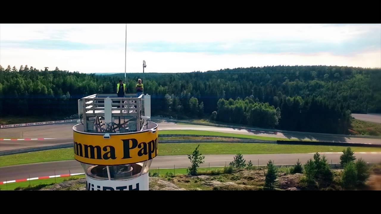 Racedays  på rudskogen 2016