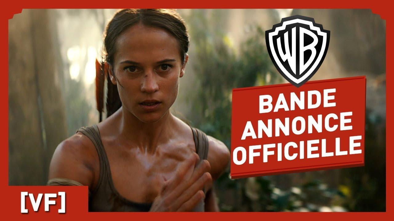 Tomb Raider - Bande Annonce Officielle 3 (VF) - Alicia Vikander