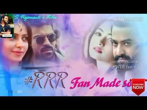 RRR Fans Made Song