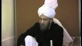Darsul Quran (Urdu) May 24, 1986