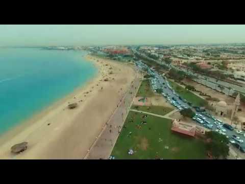 Al jubail city of Saudi Arabia