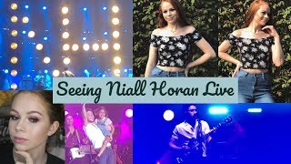 Niall Horan Concert GRWM + VLOG