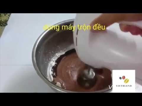 Cách làm kem socola không cần máy tại nhà