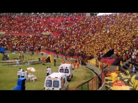 Sport Recife - Maior grito de guerra do mundo
