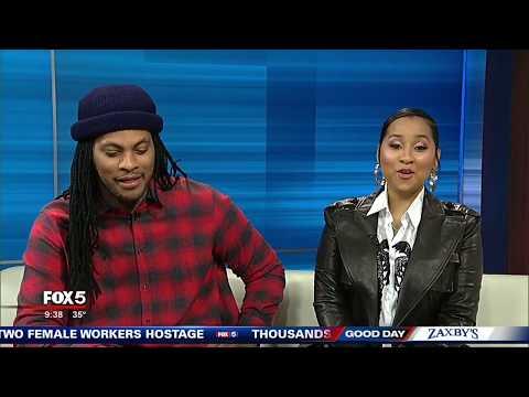 Waka Flocka And Tammy Rivera Talk 'Marriage Bootcamp' On Good Day Atlanta
