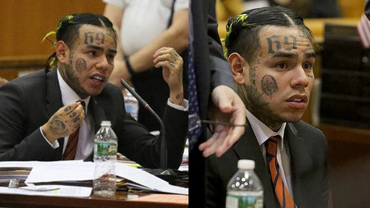 "6IX9INE Apologizes In Court & Snitches On TREYWAY.. ""We Robbed, Sold Drugs & More I"