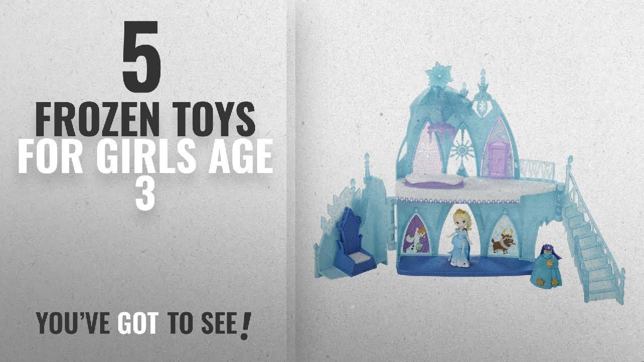 Top 10 Frozen Toys For Girls Age 3 2018 Disney Frozen Little