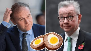 video: Scotch egg counts as 'substantial meal' in Tier 2, says minister
