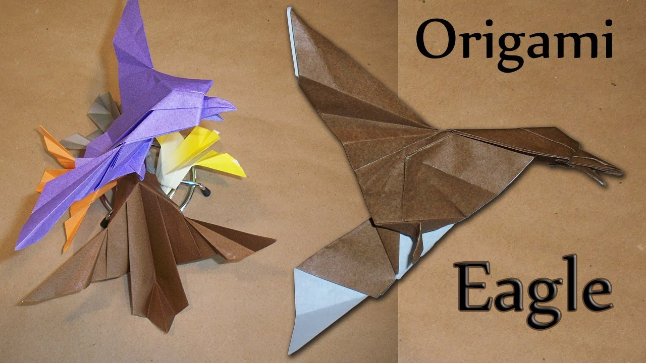 Origami Adler