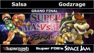 Super FOG's Space Jam - DASH.TRT|Salsa [Samus] vs. Godzrage [Bowser] - Grand Final
