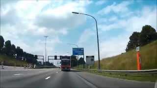 Ring Antwerpen (Belgium): R2, A12, R1