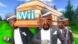 Astronomia (Coffin Dance Meme) but it's the Wii Theme