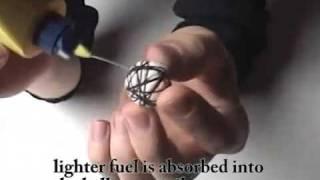 如何製造火球 火球 検索動画 23