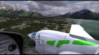 p3d valdez pioneer field airport orbx pavd icao