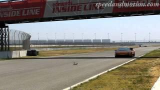 Lamborghini vs Squirrel (funny) - (لمبرجيني و السنجاب (مضحك