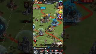 Rise of the kings KvK Kill Event 700k+ kill and 60M+ RSS plunders screenshot 4