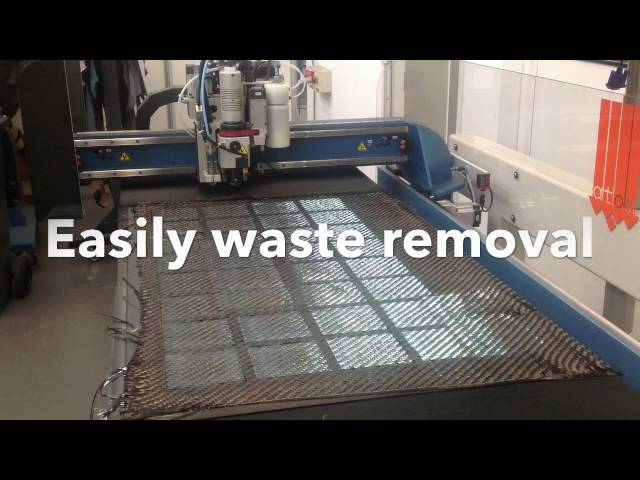 ATOM Flashcut Automated Cutting Solution for Composites