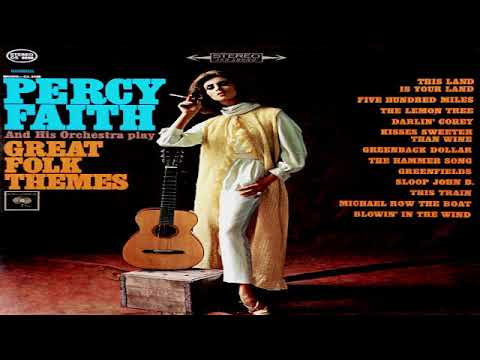 Percy Faith And His Orchestra Play Great Folk Themes  GMB