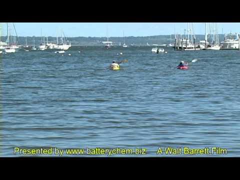 The Bristol RI Harbor Tour by Walt Barrett