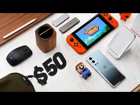 The BEST $50 Budget Tech – Mid 2021