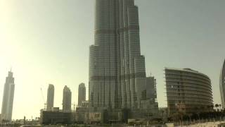 World's Tallest Tower Burj Khalifa - Dubai - 828 m