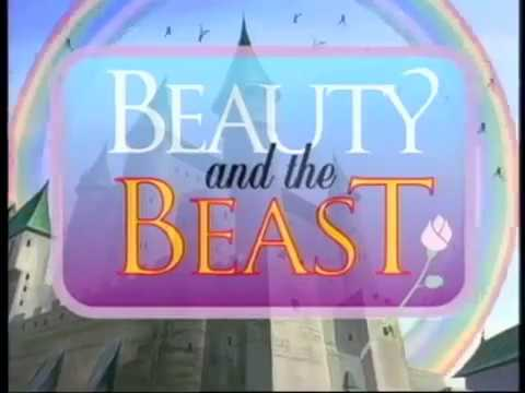 Beauty and the Beast ༺💕༻  Animated Children's Classics