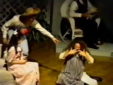 """The Miracle Worker"", Lee College, 1991"