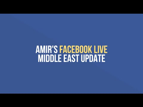 Middle East Update: The collapse of the ceasefire in Syria