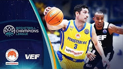 Peristeri winmasters v VEF Riga - Full Game - Basketball Champions League 2019-20