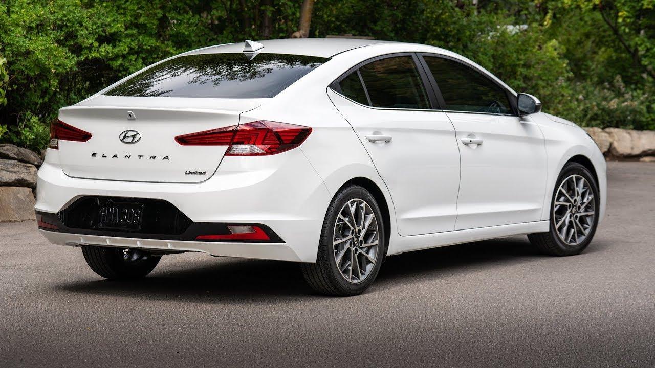 2020 Hyundai Elantra Interior Exterior And Drive Youtube