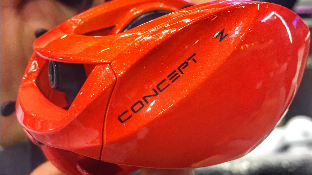 First look at the 13 fishing concept z no ball bearings for Concept z 13 fishing