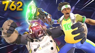 Hardest Beat Clutch EVER!!   Overwatch Daily Moments Ep.762 (Funny and Random Moments)