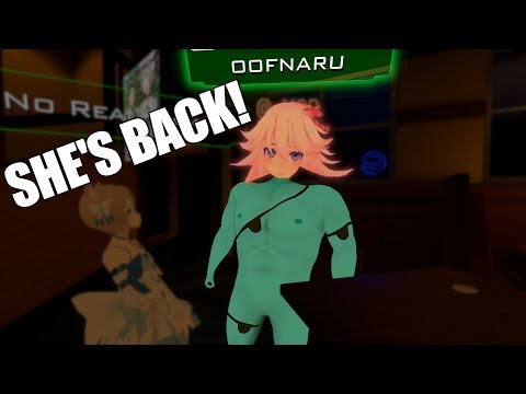 NARUMI IS BACK! [VRCHAT]