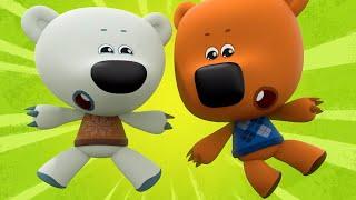 Мультфильмы для детей - Ми-ми-мишки - Медовая история