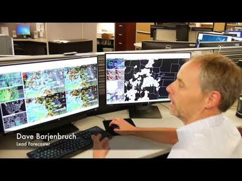 Virtual Office Tour Of NWS Denver/Boulder
