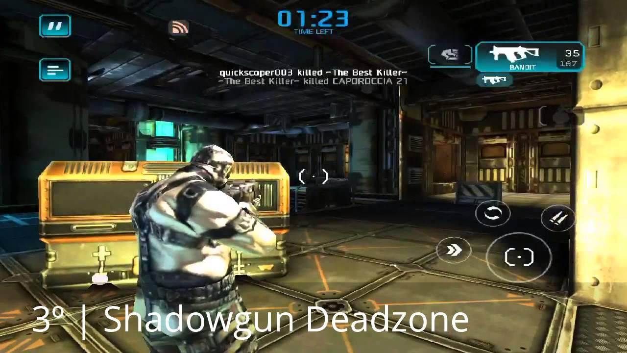 Top 5 Mejores Juegos Multijugador Online Android 2013 Youtube
