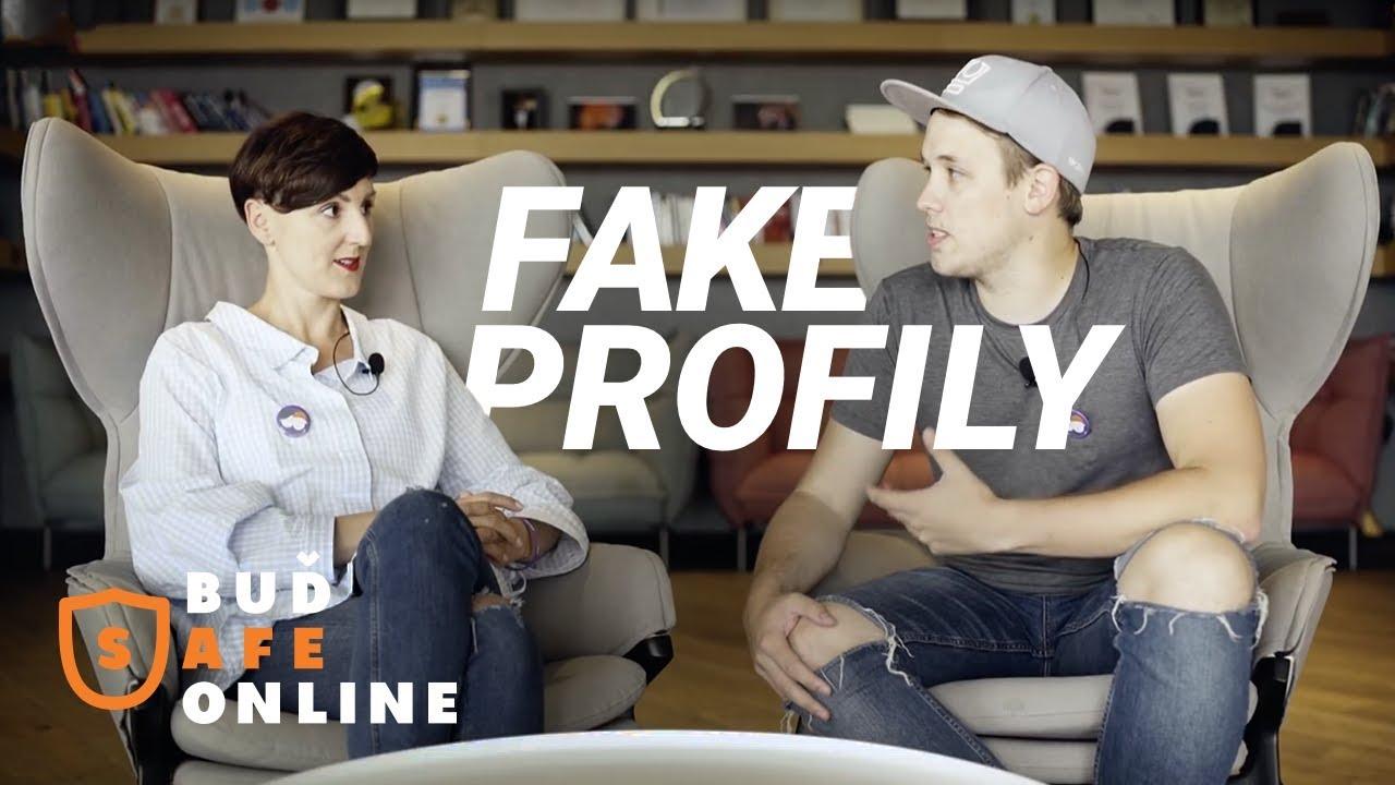 Falešný profil online