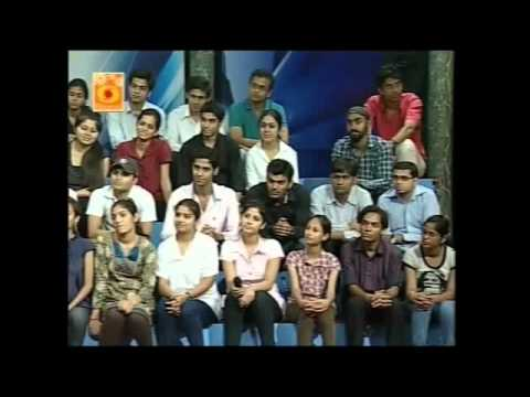 "ICSI- A PROGRAMME ON ""CAREER AS A COMPANY SECRETARY"" ON DD Bharti Part-3"
