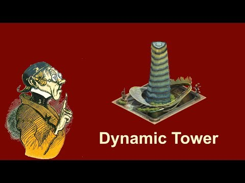 FoEhints: Dynamic Tower In Forge Of Empires