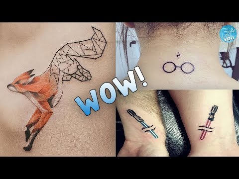 Minimalist Tattoo Ideas That Will Inspire You To Get Inked