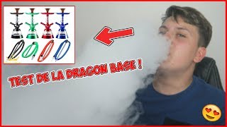 TEST DE LA DRAGON BASE ! | PACK CHICHA A MOINS DE 50€