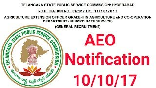 Telangana Govt Jobs Notification | TSPSC Job Requirements | Qualification and Age For Govt Jobs