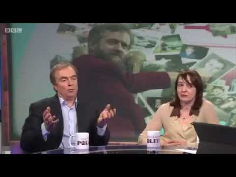 Blairite MP receives hard truth from Peter Hitchens.