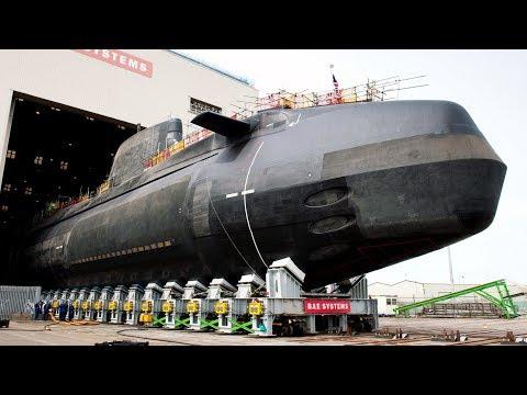 Самые Лучшие Подводные Лодки по Автономности Плавания