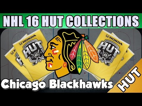 HEART OF THE CARDS! - Chicago Blackhawks Collection - NHL 16 HUT - Hockey Ultimate Team